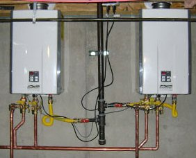 Tankless Water Heaters Amarillo TX