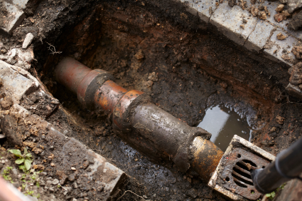 The Most Common Types of Sewer Line Pipe