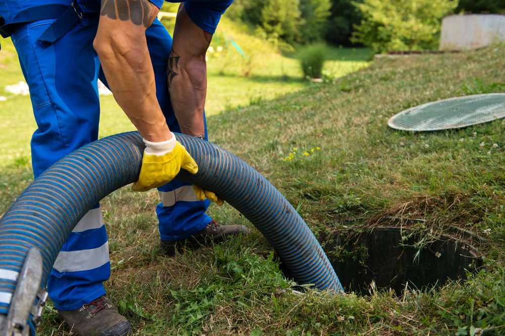 Schedule regular septic system cleaning for peak performance!