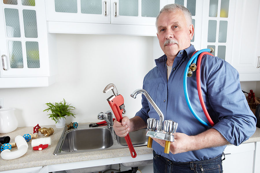 Choose a professional plumber