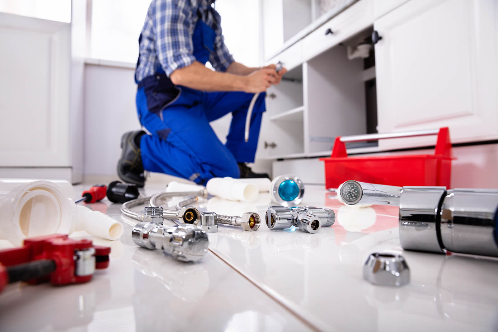 Image result for Professional Plumber