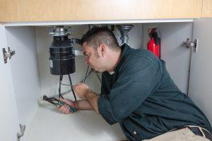 expert garbage disposal repair