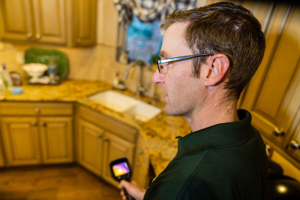 Slab Leak Detection Repair Amarillo TX