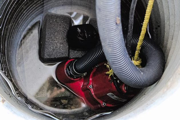 Sump Pump Endlessly Running and Not Turning Off? Here Are 2 Possible Explanations